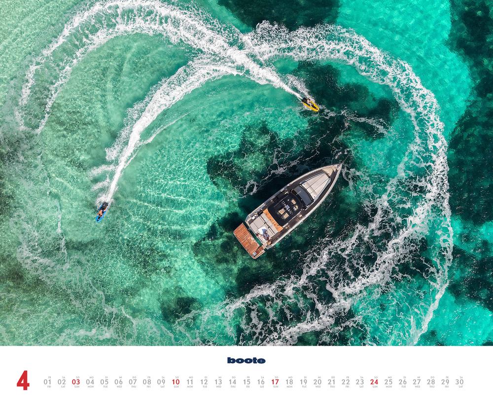 Monatsbild für April des boote 2022