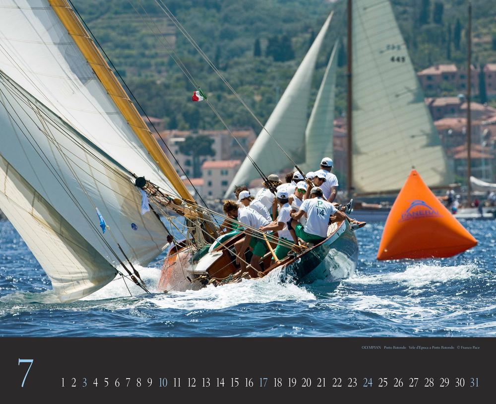 Monatsbild für Juli des Franco Pace 2022