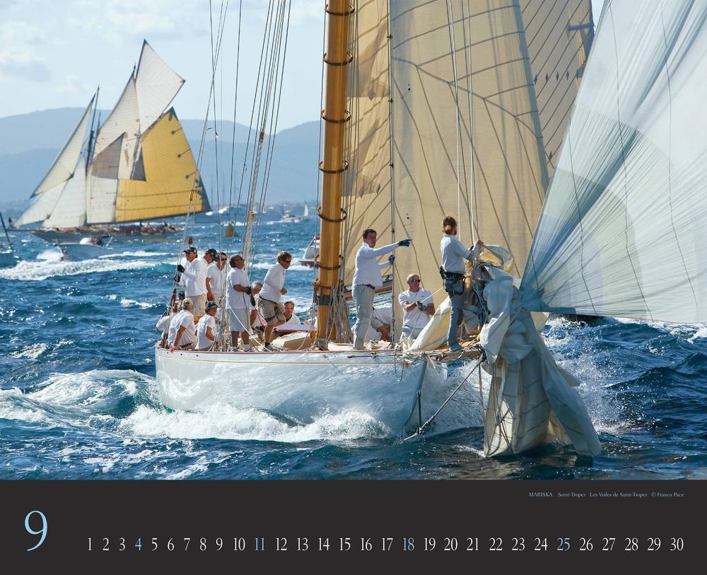 Septemberbild des Franco Pace Kalender für 2022