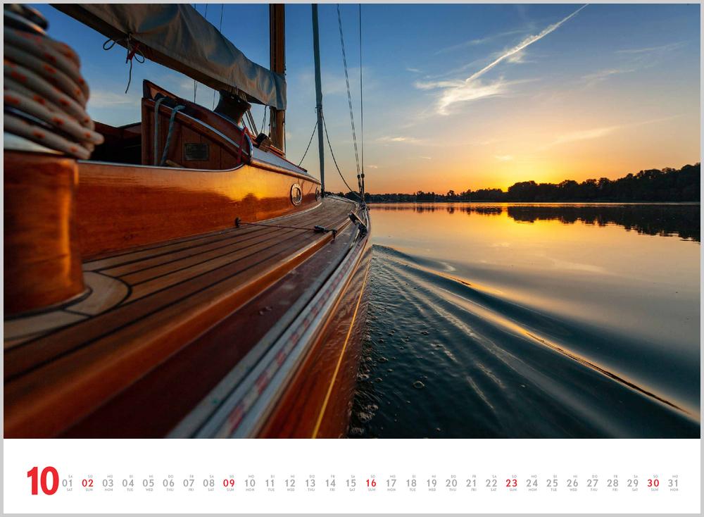 Monatsbild für Oktober des Schönheit des Segelns 2022