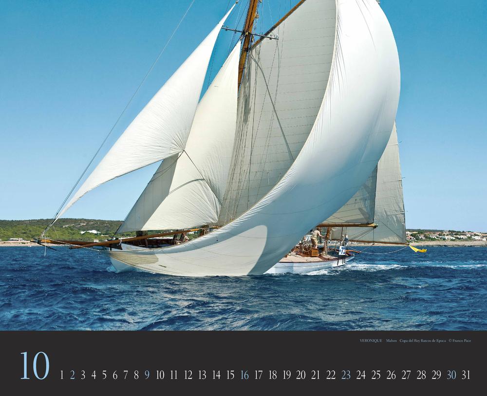 Monatsbild für Oktober des Franco Pace 2022