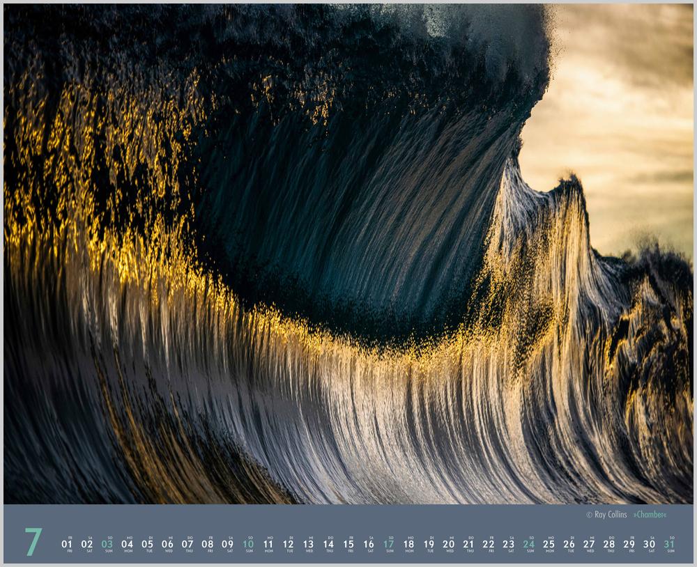 Monatsbild für Juli des Waves 2022