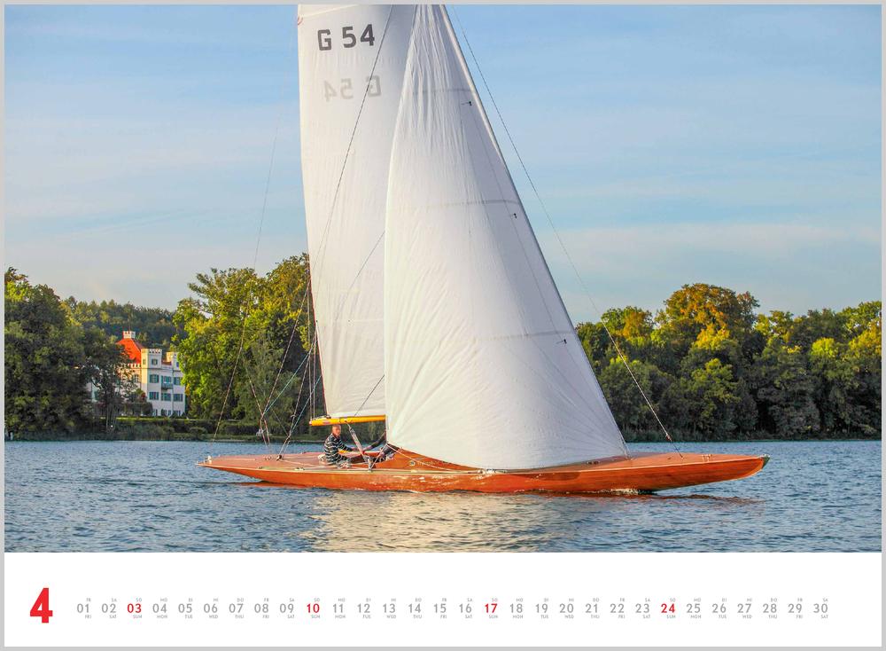 Monatsbild für April des Schönheit des Segelns 2022