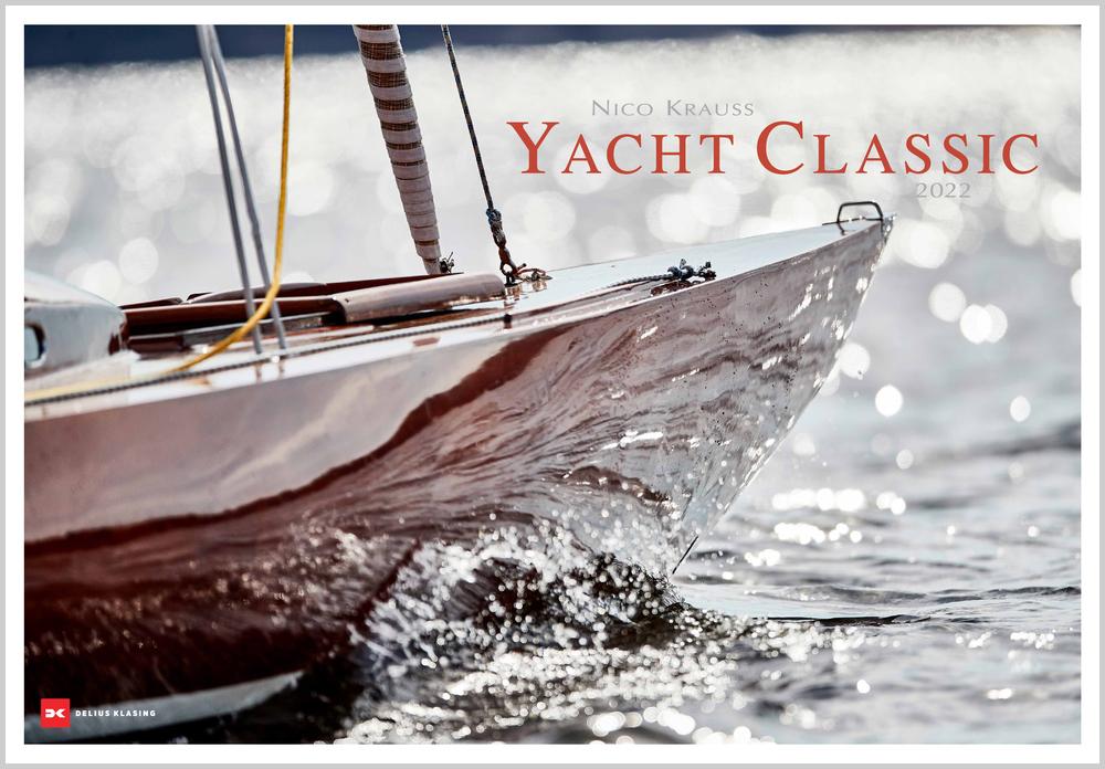 Titelbild des Yacht Classic 2022 Kalender