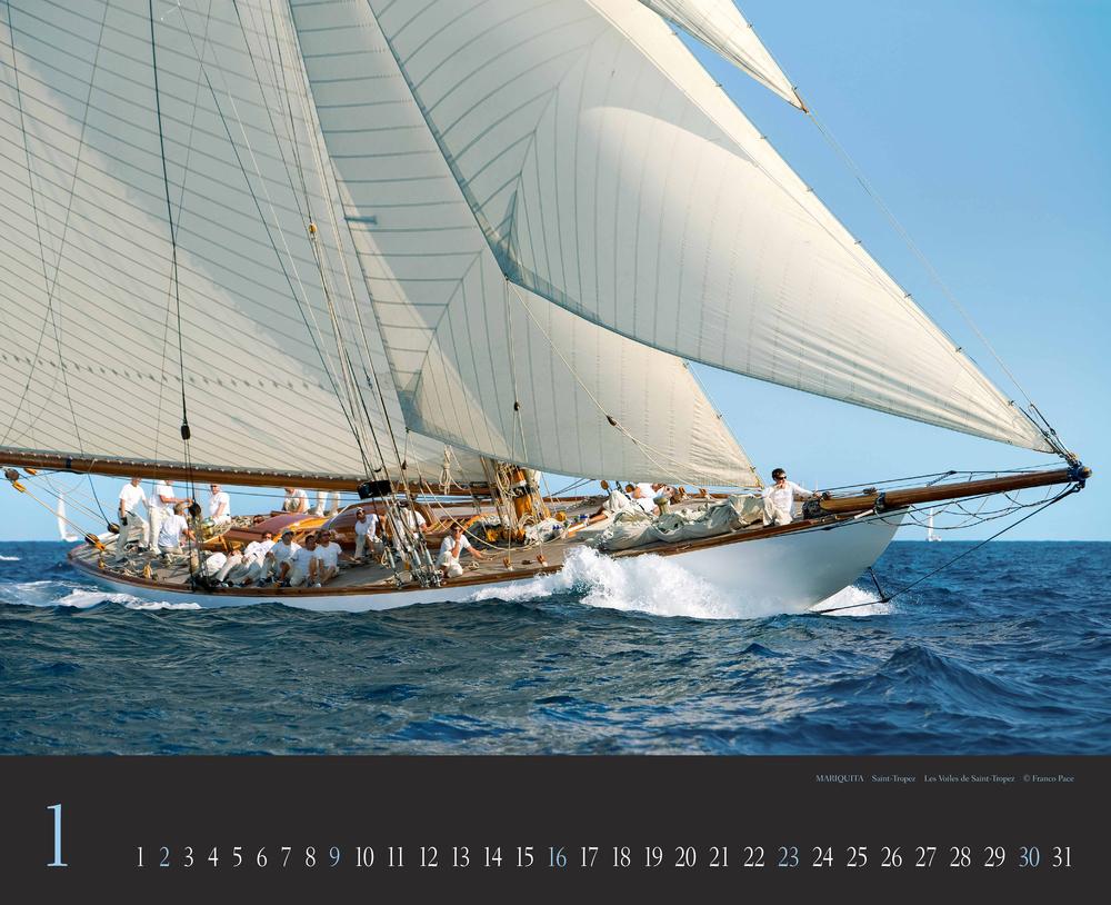 Monatsbild für Januar des Franco Pace 2022