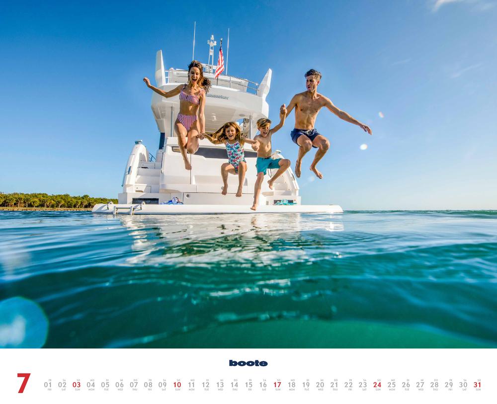 Monatsbild für Juli des boote 2022
