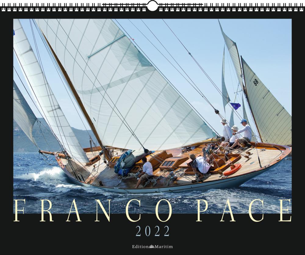 Titelbild des Franco Pace Kalender für 2022
